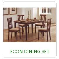 ECON DINING SET